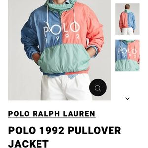 Polo 1992 Pullover JACKET